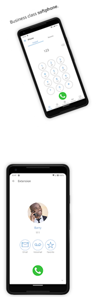 Voicelinx comuncator app