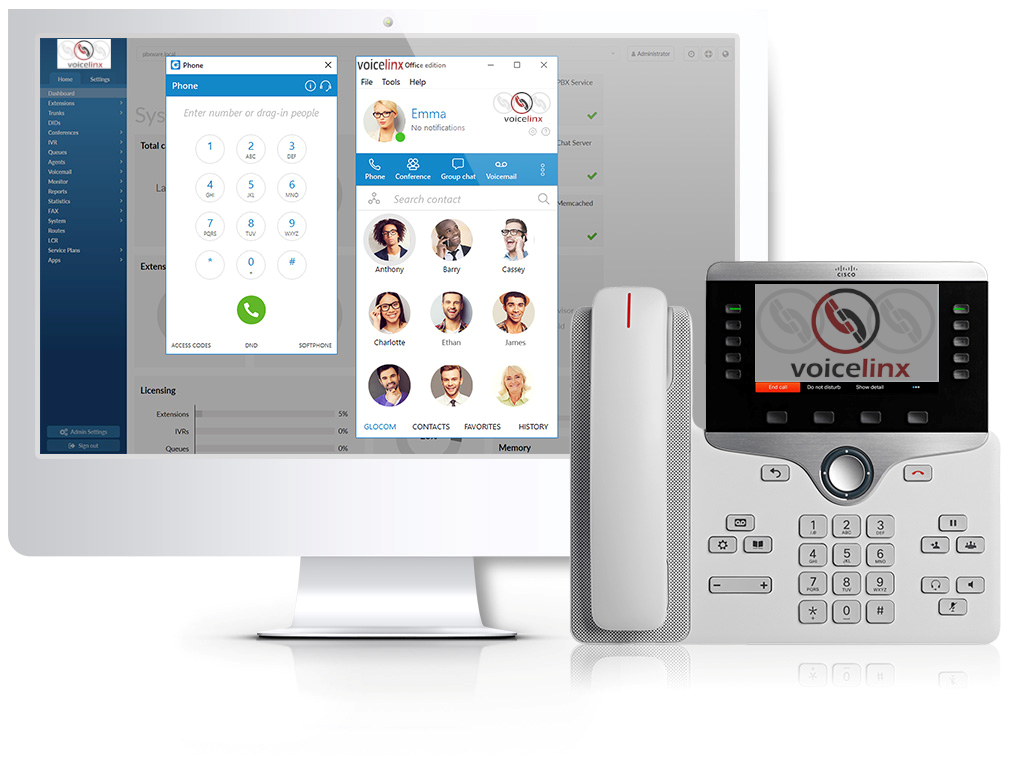 comunicatorand other phones